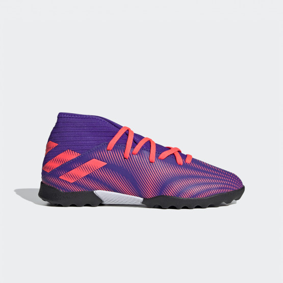 adidas Performance Nemeziz 19.3 Turf Παιδικά Παπούτσια για Ποδόσφαιρο