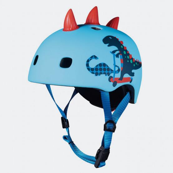 Micro PC Helmet 3D Scootersaurus S (48-53cm)