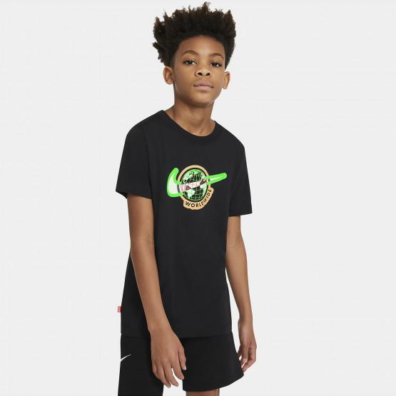 Nike Sportswear Worldwide Παιδική Μπλούζα