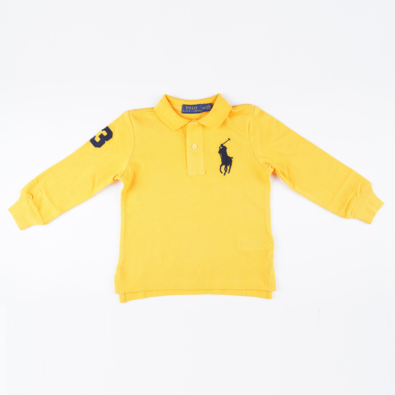 Polo Ralph Lauren Βρεφική Polo Μπλούζα με Μακρύ Μανίκι (9000066780_49508)
