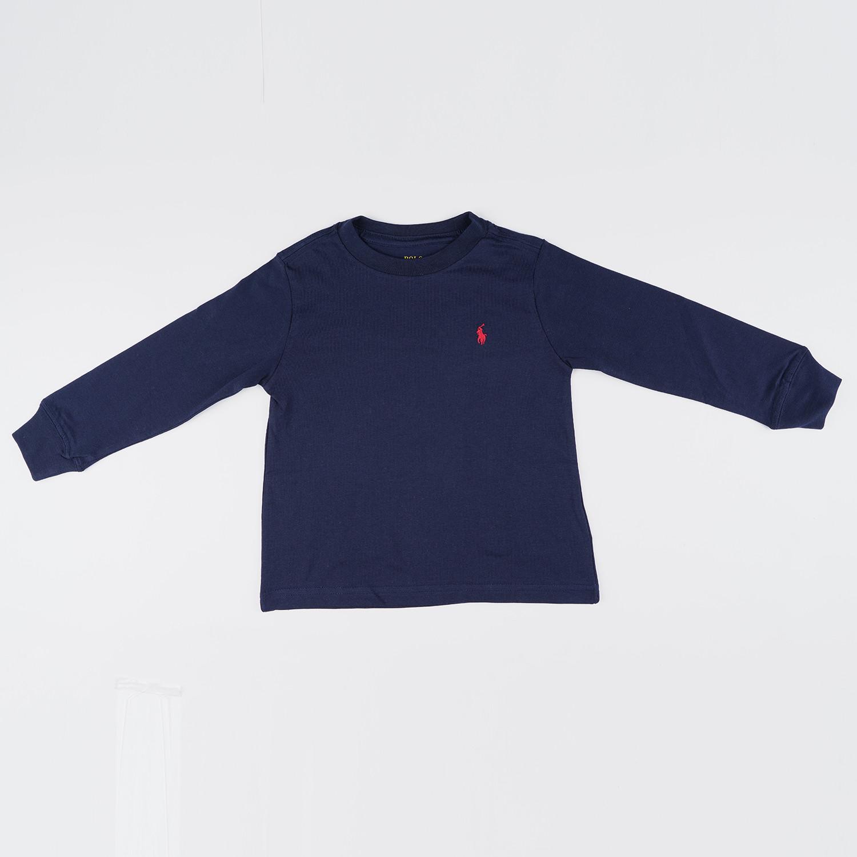 Polo Ralph Lauren Βρεφική Polo Μπλούζα με Μακρύ Μανίκι (9000066782_33597)