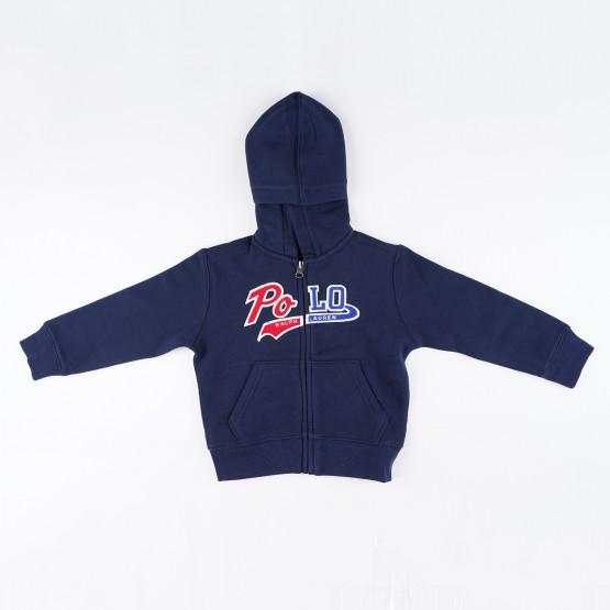 Polo Ralph Lauren Logo Fleece Infants' Jacket