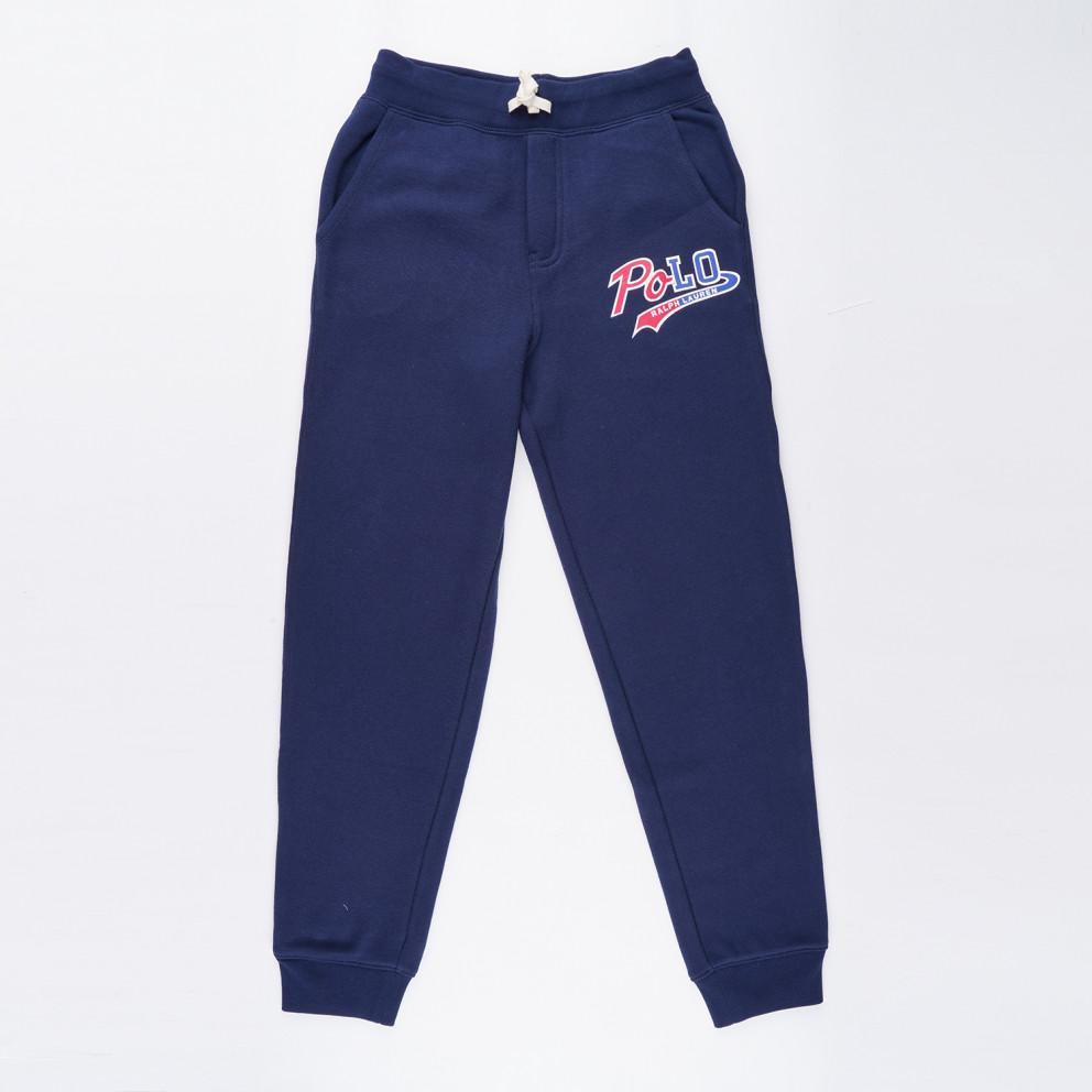 Polo Ralph Lauren Cotton Fleece Youth Trackpants