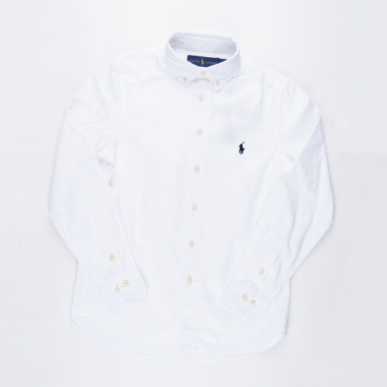 Polo Ralph Lauren Slim Oxford Youth Shirt