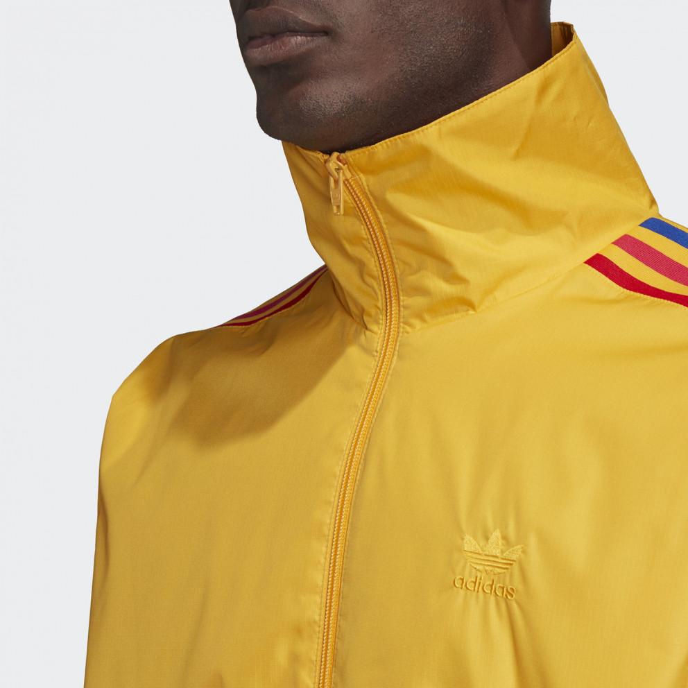 adidas Originals 3D Trefoil 3-Stripes Men's Jacket
