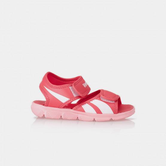 Reebok Wave Glider Kids Girls Sandals