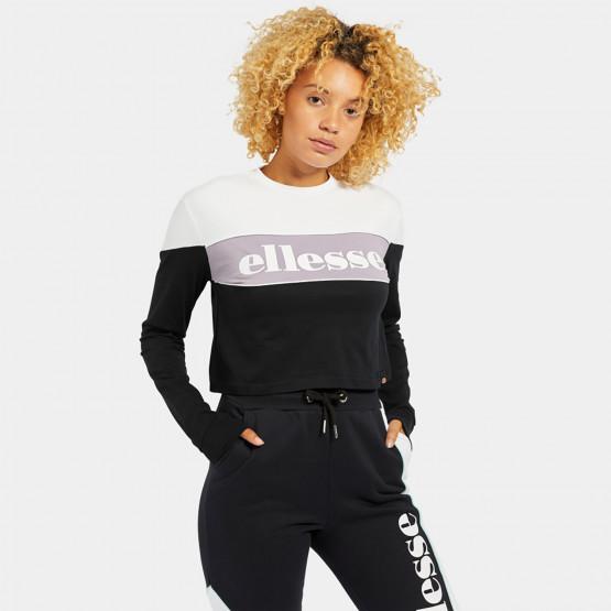 Ellesse Reptans Γυναικεία Μπλούζα με Μακρύ Μανίκι