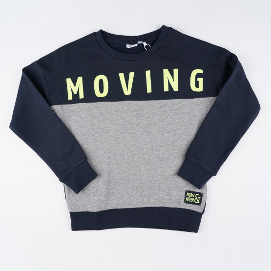Name it Moving Kids' Sweatshirt
