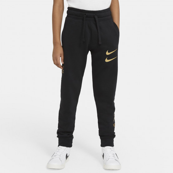 Nike Sportswear Swoosh Older Kids' Trousers
