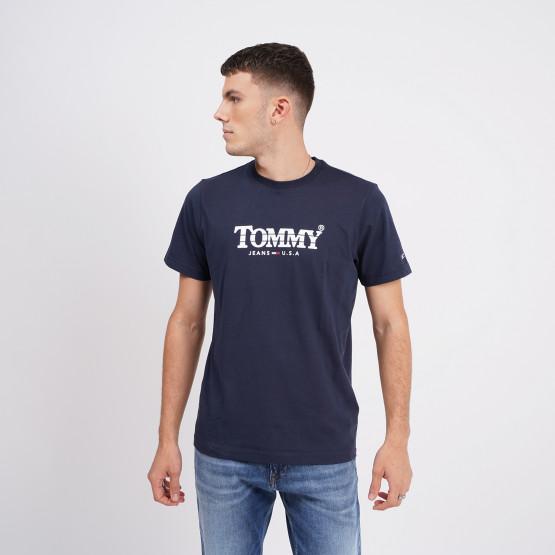Tommy Jeans Gradient Men's T-Shirt