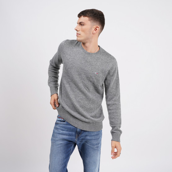 Tommy Jeans Light Blend Crew Men's Kintted Sweater