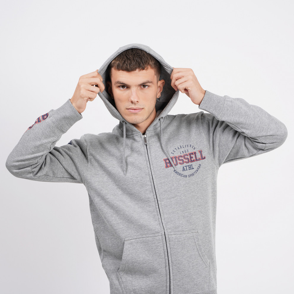 Russell Athletic 02 Men's Hooded Jacket