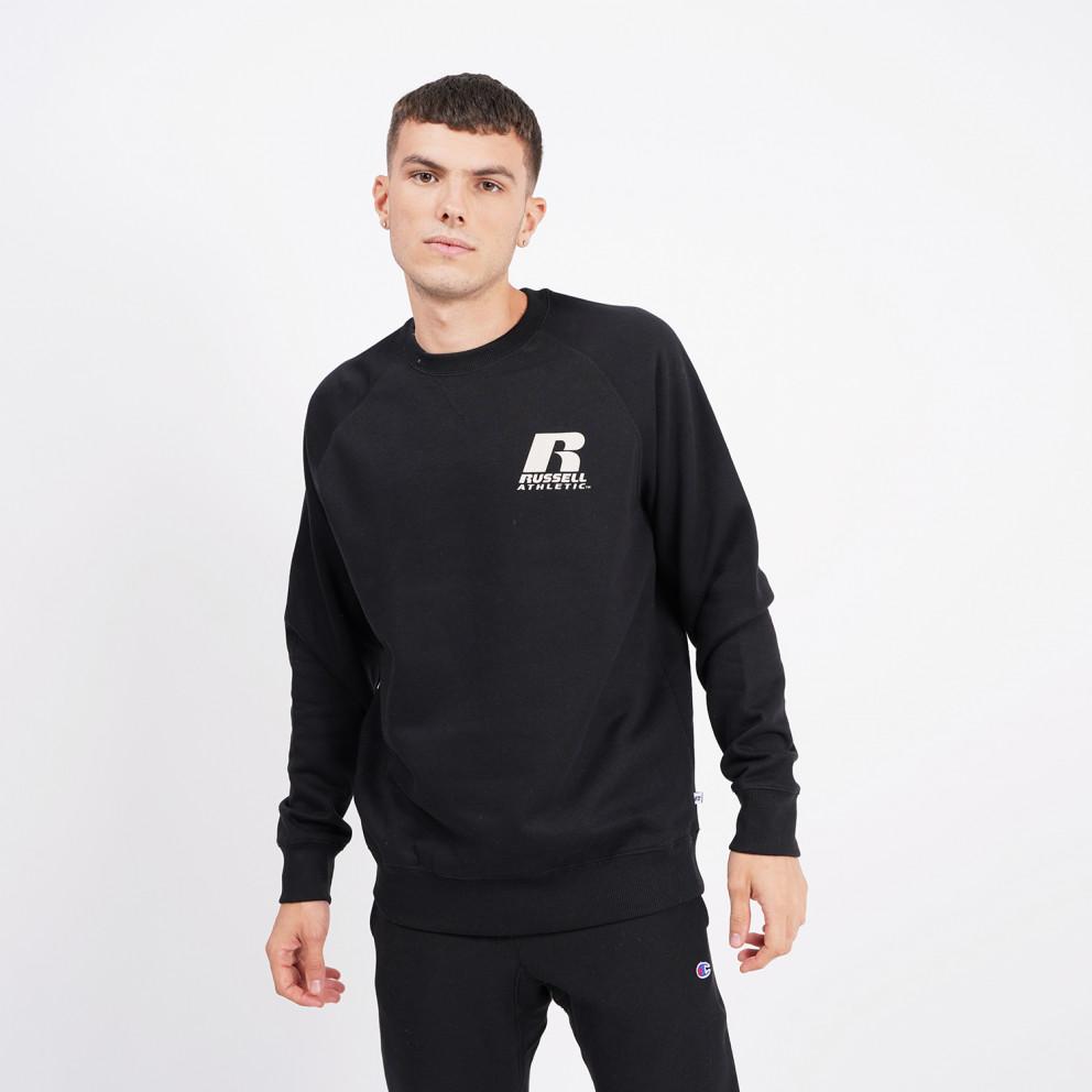 Russell Athletic Crewneck Raglan Men's Sweatshirt