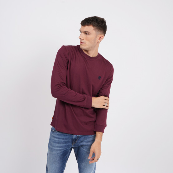 Timberland Dunstan River Jersey Crew Men's Long Sleeve T-shirt
