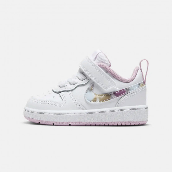 Nike Court Borough Low 2 Toddlers' Shoes