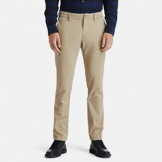 Timberland Sargent Lake Stretch Twill Slim Chino Ανδρικό Παντελόνι