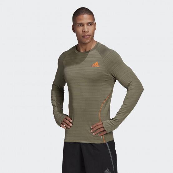 adidas Runner Men's Long Sleeve Tee