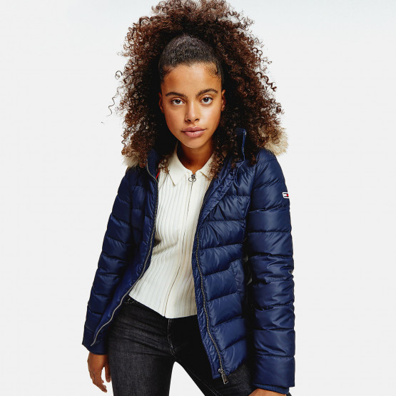 Tommy Jeans Basic Hooded Down Jacket