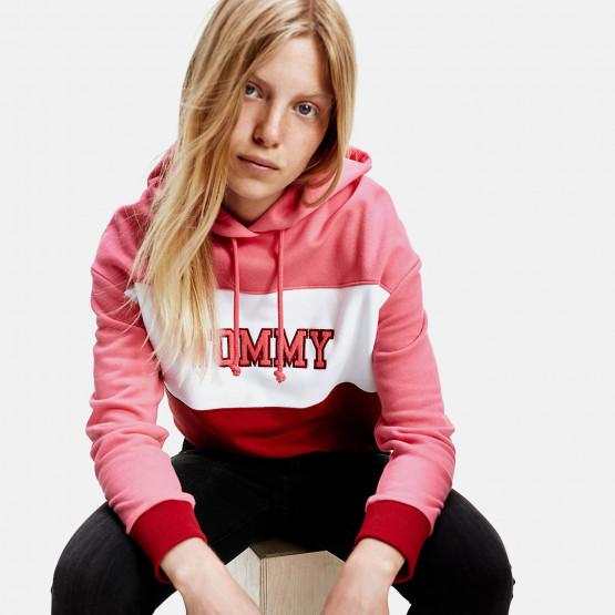 Tommy Jeans Colorblock Women's Hoodie