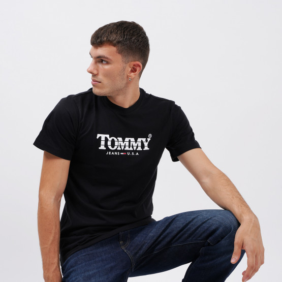Tommy Jeans Gradient Men's T-Shirt