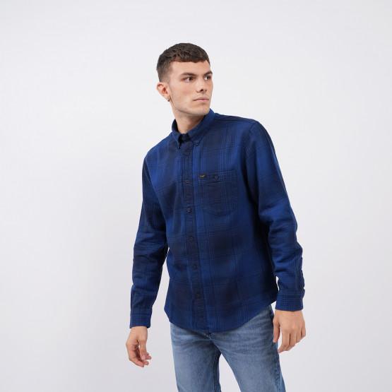 Lee Riveted Shirt Ανδρικό Πουκάμισο