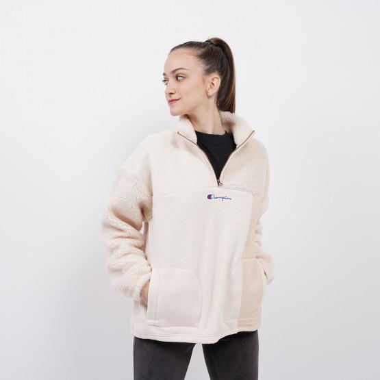 Champion Half Zip Women's Sweatshirt
