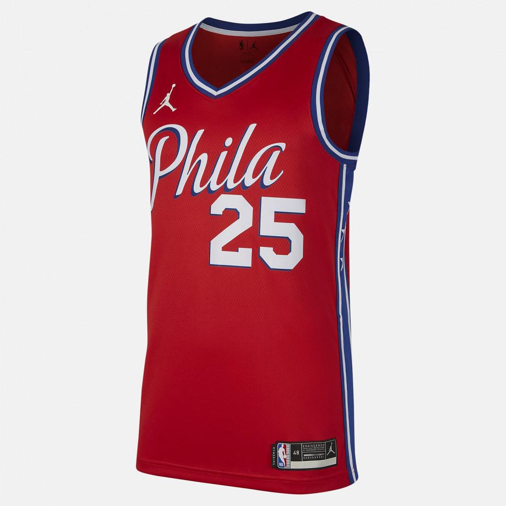Jordan NBA Ben Simmons Philadelphia 76ers Statement Edition 2020 Men's Jersey