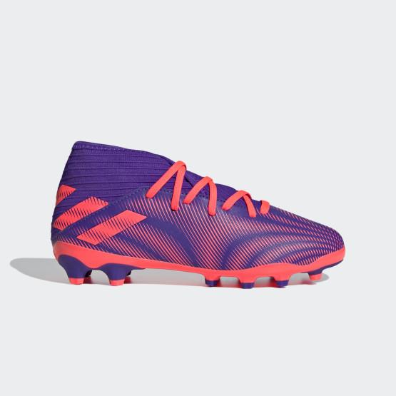 Adidas Nemeziz 19.3 Fg Παιδικά Παπούτσια για Ποδόσφαιρο