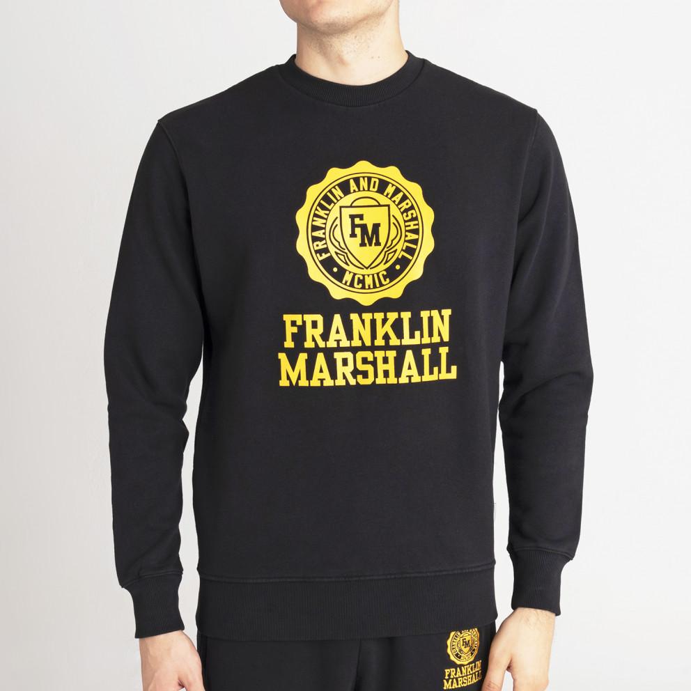 Franklin & Marshall Big Logo Men's Sweatshirt