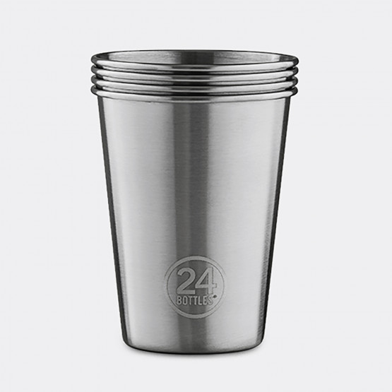 24Bottles Party Cup 330ml Ανοξείδωτα Ποτήρια 4τμχ