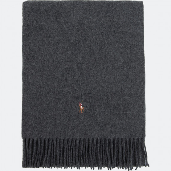 Polo Ralph Lauren Sign It Wool Oblong Men's Scarf