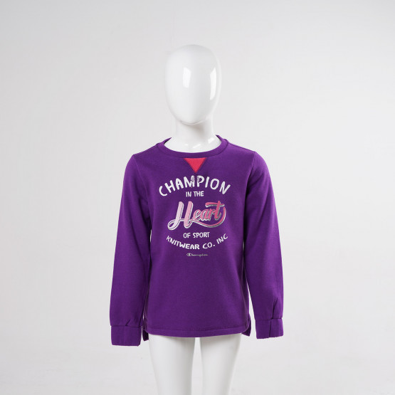 Champion Kid's Sweatshirt