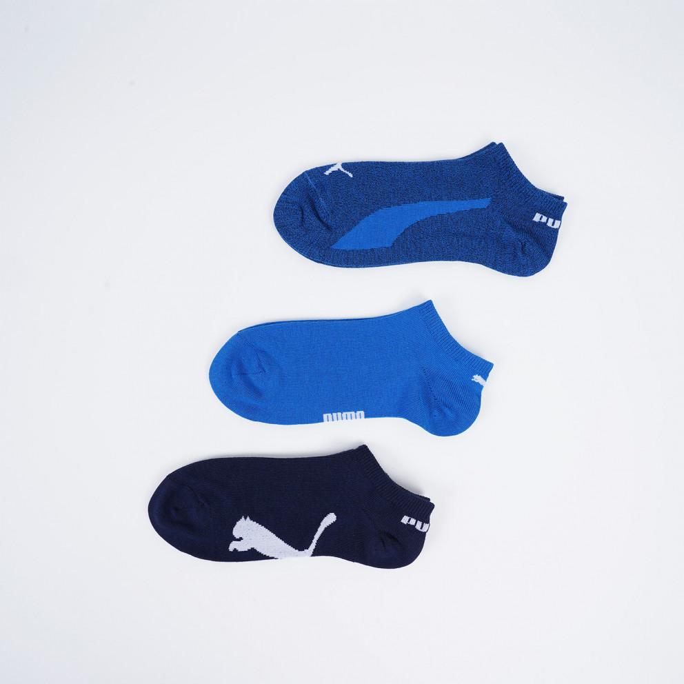 Puma Lifestyle 3-Pack Unisex Κάλτσες