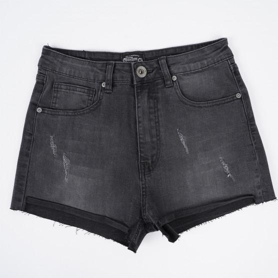 Emerson Stretch Denim Women's Shorts