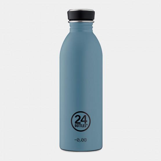 24Bottles Urban Powder Blue Ανοξείδωτο Μπουκάλι 500ml