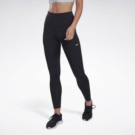 Reebok Sport Lux Perform High-Rise Tights Γυναικείο Κολάν