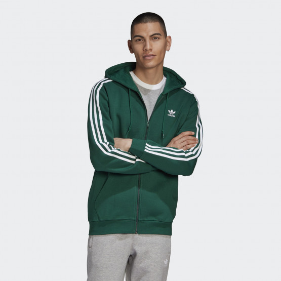 adidas Originals 3-Stripes Hoodie Men's Hooded Jacket