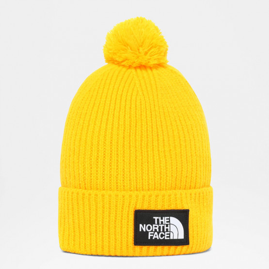 THE NORTH FACE Logo Box Pom Μen's Beanie
