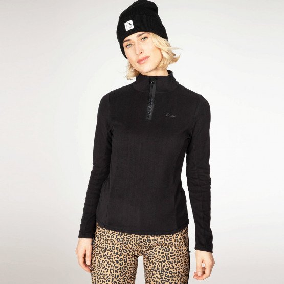 Protest Mutez 1/4 Zip Top Women's Sweatshirt