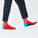 Happy Socks Half Stripe Κάλτσες