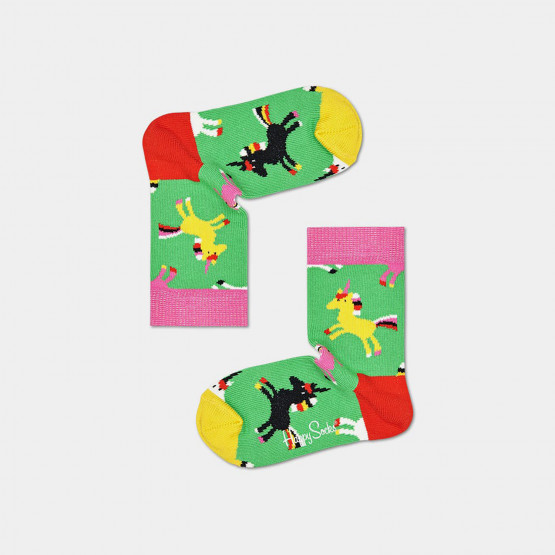 Happy Socks Unicorn Kid's Socks