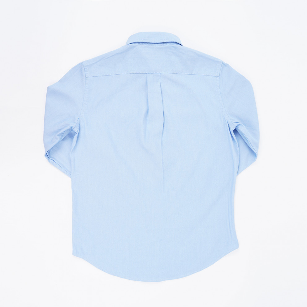 Polo Ralph Lauren Oxford Εφηβικό Πουκάμισο