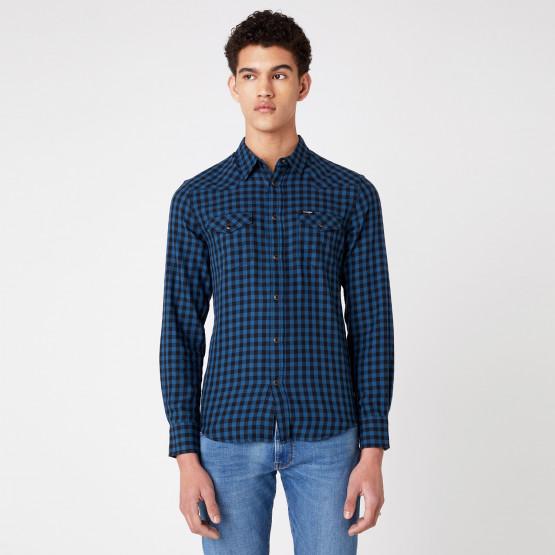 Wrangler Western Men's Dress Shirt