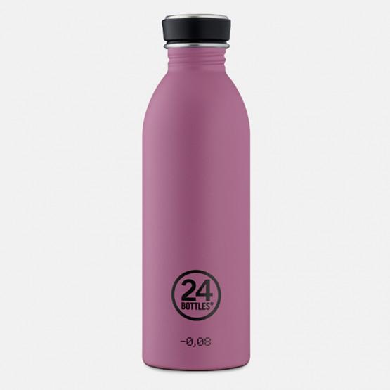 24Bottles Urban Steel Bottle Mauve 500ml