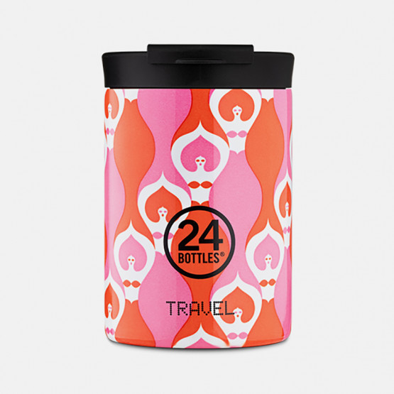 24Bottles Travel Tumbler Olimpia Zagnoli Stainless Steel Cup 350 ml