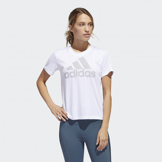 Adidas Badge Of Sport Logo Tee Women's Blouse