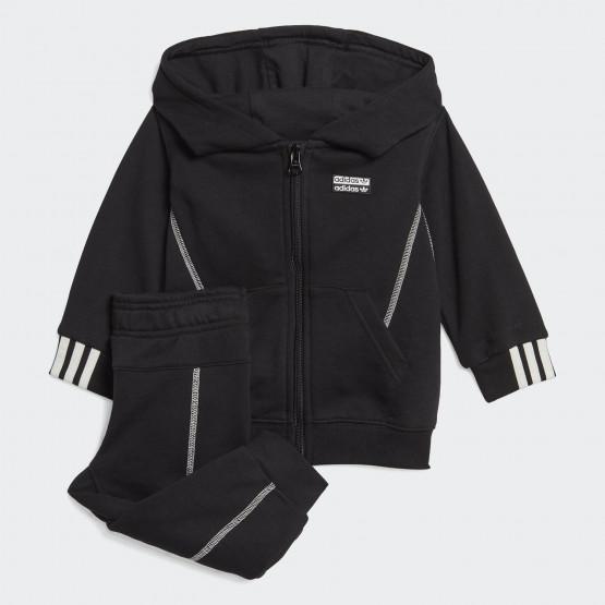 Adidas Originals R.Y.V. Full-Zip Kid's Hoodie Set