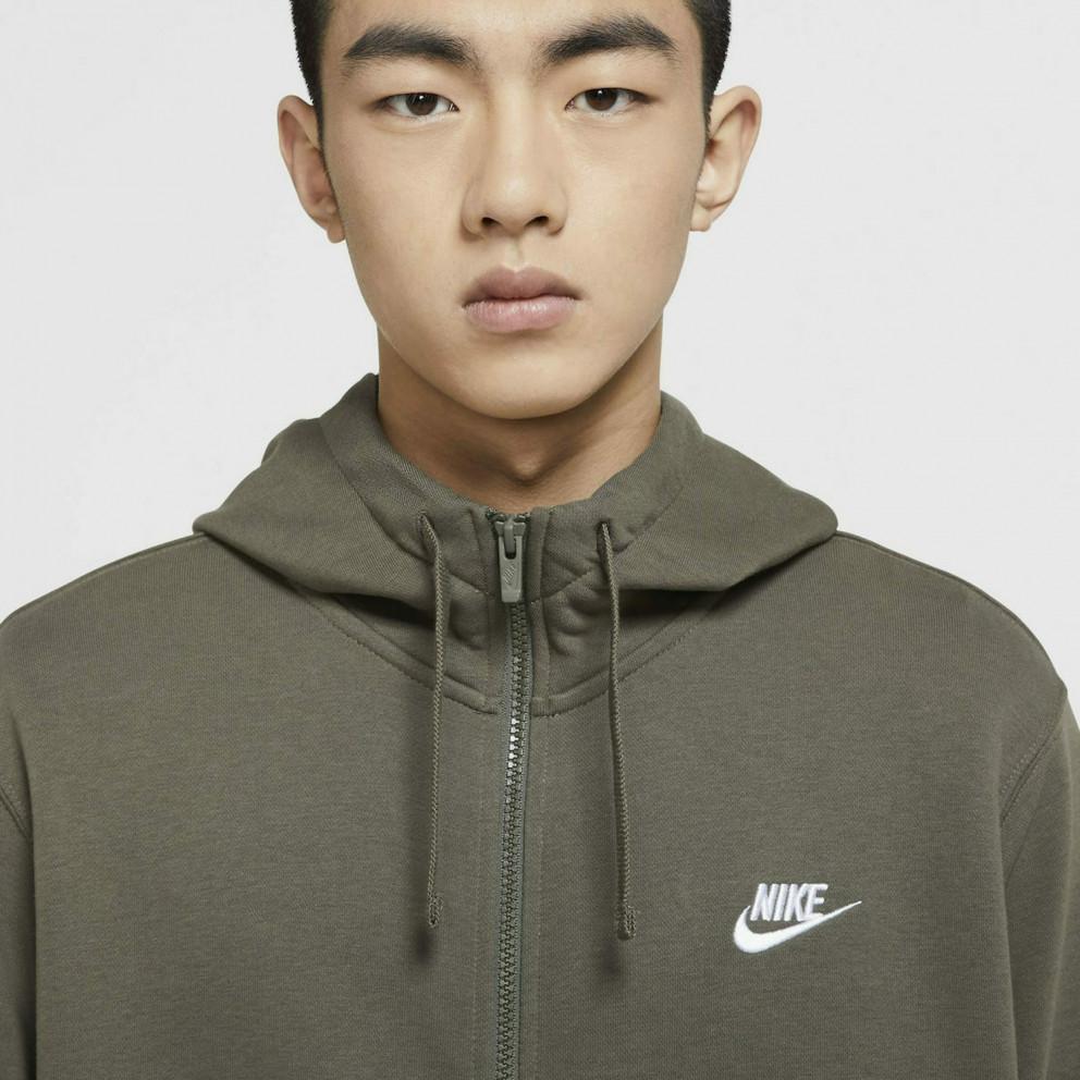 Nike Sportswear Club Ανδρική Ζακέτα