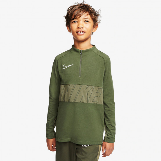 Nike Dri-FIT Academy Παιδική Μακρυμάνικη Μπλούζα