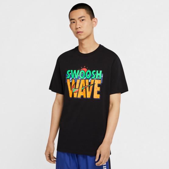 Nike Sportswear Swoosh Wave Men's T-Shirt